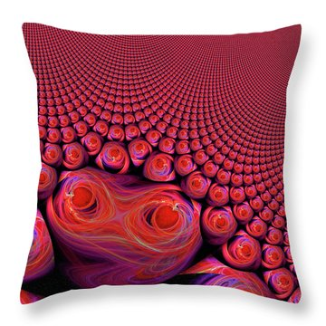 How Rare Is Our Love Throw Pillow by Michael Durst