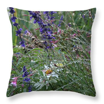 How Refreshing..... Throw Pillow
