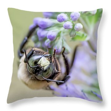 How You Doing? Throw Pillow