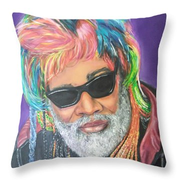 How's Your Funk? Throw Pillow