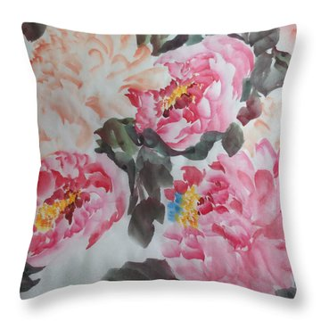 Hp11192015-0767 Throw Pillow by Dongling Sun