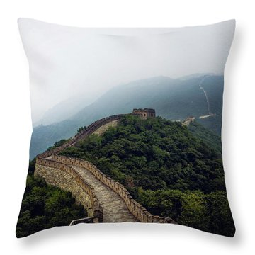 Huairou Throw Pillow