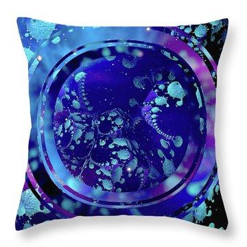 Hubble 3014 Throw Pillow
