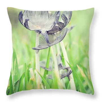 Huddled Throw Pillow