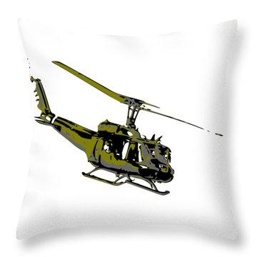 Huey Throw Pillow