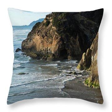 Hug Point Throw Pillow