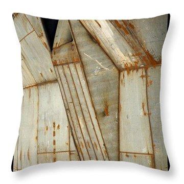 Hull Detail Throw Pillow