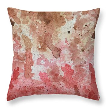 Human Throw Pillow by Holly York