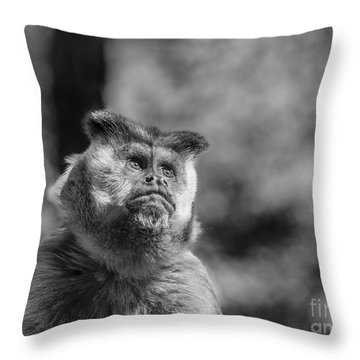 Human Thoughts Throw Pillow