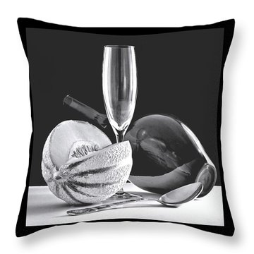 Hungry Again Throw Pillow