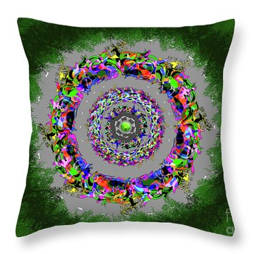 Hunted Without Tears In Their Eyes Throw Pillow