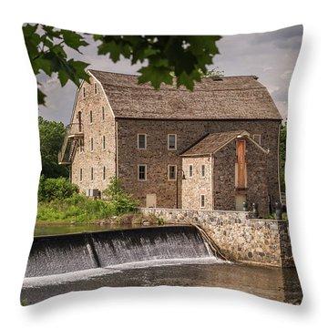 Hunterdon Art Museum Clinton Nj Throw Pillow