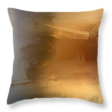 Mightiest Mortal Throw Pillow