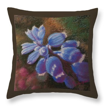 Hyacinth Dream Throw Pillow