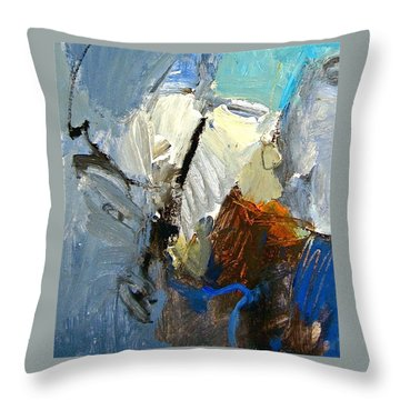 Hydra- Igneous Flame  Throw Pillow