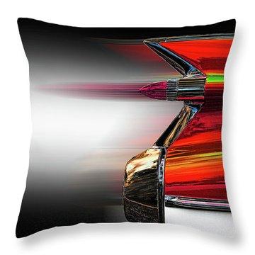 Hydra-matic Throw Pillow