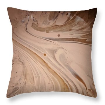 Hydro Magnito Meat Raisin Throw Pillow