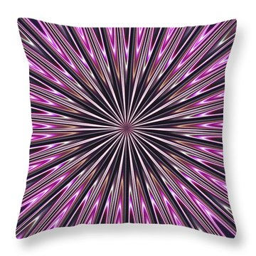 Hypnosis 4 Throw Pillow by David Dunham