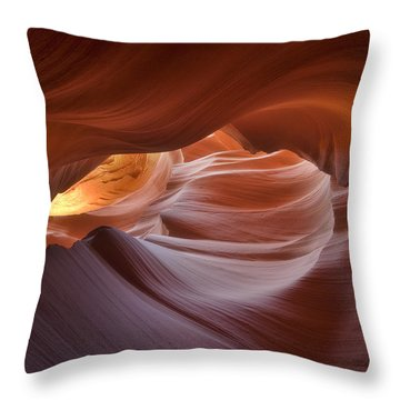 Hypnotized  Throw Pillow by Peter Coskun