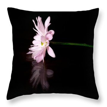 I Alone Throw Pillow by Craig Szymanski