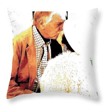 I Always Knew Throw Pillow