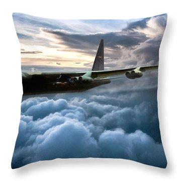 I Am Legend B-52 Throw Pillow