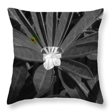 I Am Thirsty Throw Pillow