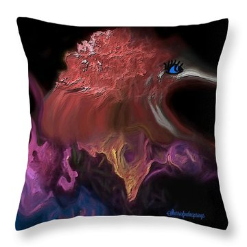 I Am Who I Am Even If I Am Different Throw Pillow