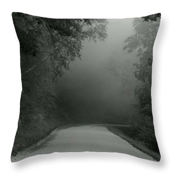 I Answered The Call Throw Pillow