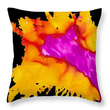 I Bend Over Backwards For You Throw Pillow