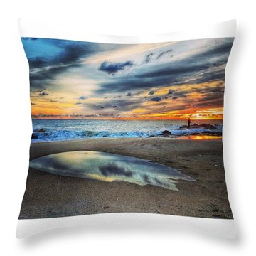 Dali Cloud Throw Pillow