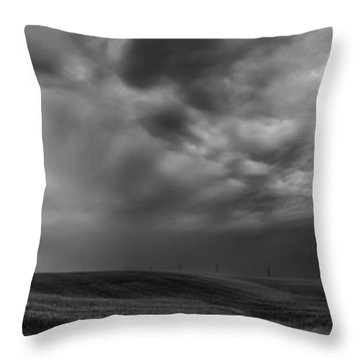 I Can Show You Incredible Things... Throw Pillow