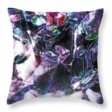 I Can't Get No Sleep Throw Pillow