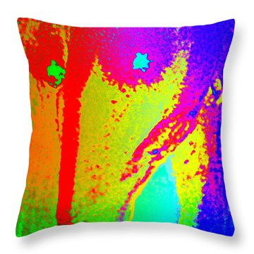 I Come From The Darkest Place In Your Heart   Throw Pillow