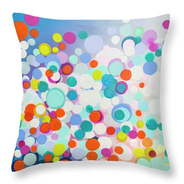 I Ever Wanted Throw Pillow