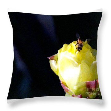 I Feel You Always Near Throw Pillow
