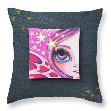 Fairy Throw Pillows