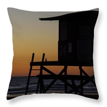 I Gave Up Drinking  Throw Pillow