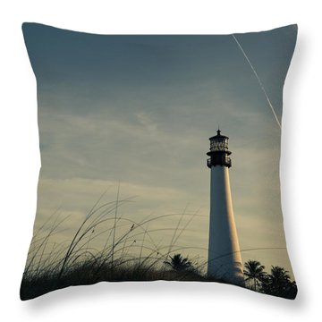 I Guess The Time Was Right For Us Throw Pillow by Yvette Van Teeffelen