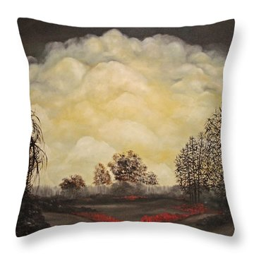 I Had A Dream Throw Pillow by John Stuart Webbstock