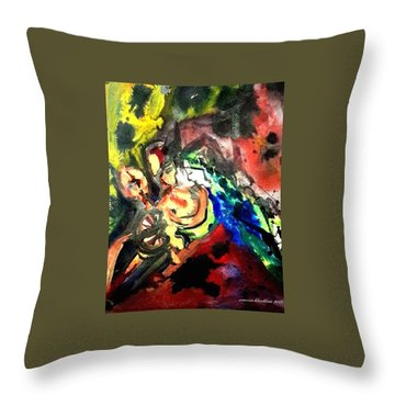 I Just Pain Please Give Me Warm Hugs Throw Pillow