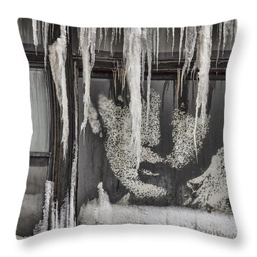 I Know She's Crying - After The Fire Throw Pillow