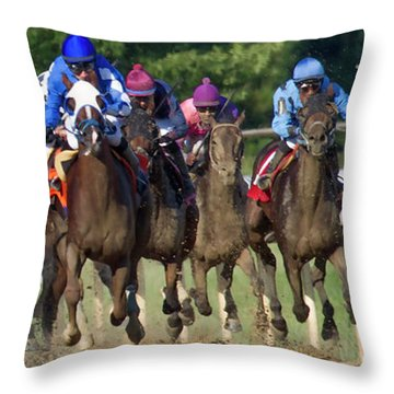 I Know You Can Do This Throw Pillow