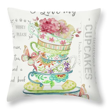 Designs Similar to I Love My Tea Time