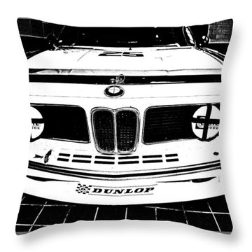 Throw Pillow featuring the photograph I M S A  G T O by John Schneider