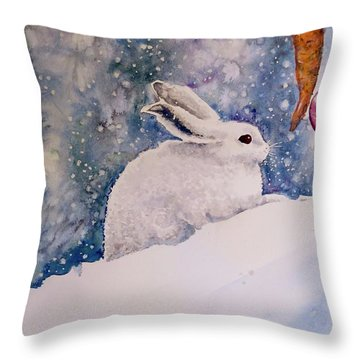 I Missed You Throw Pillow