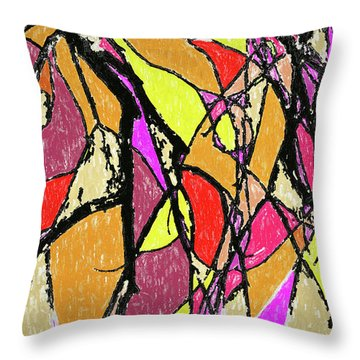 I Once Was A Tree Throw Pillow
