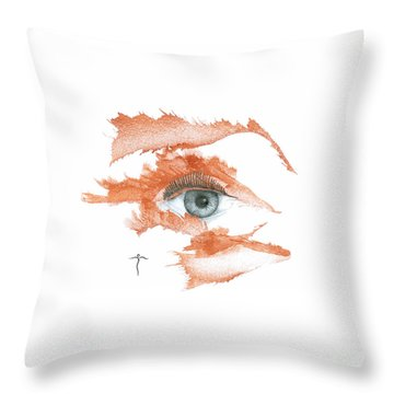 I O'thy Self Throw Pillow