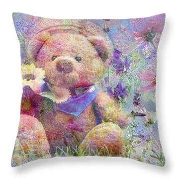 I Picked It For You 2015 Throw Pillow
