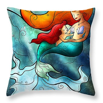I Remember Love Throw Pillow